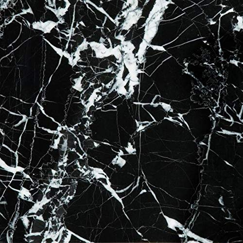 Corak Batu Marmer Hitam / Black Marmer