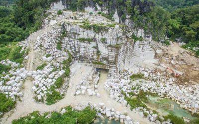 Ini Dia 4 Daerah Penghasil Marmer Terbaik di Indonesia