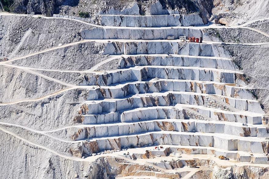Asal Mula Batuan Marmer dan Penggunaannya
