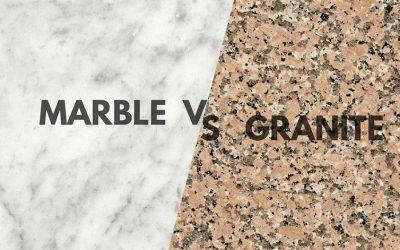 Teliti Perbedaan Marmer dan Granit Berikut Ini